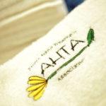 AHTA公式のオーガニックコットンタオル