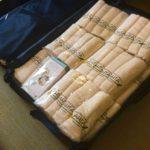 タオル基金で募った熊本ボランティア用タオル
