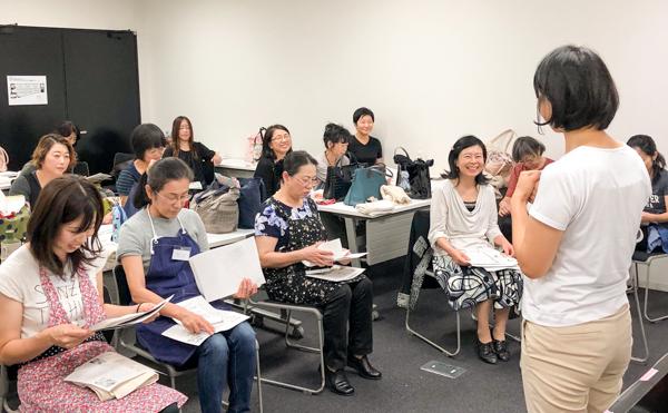 1日集中講座名古屋会場の講義の様子